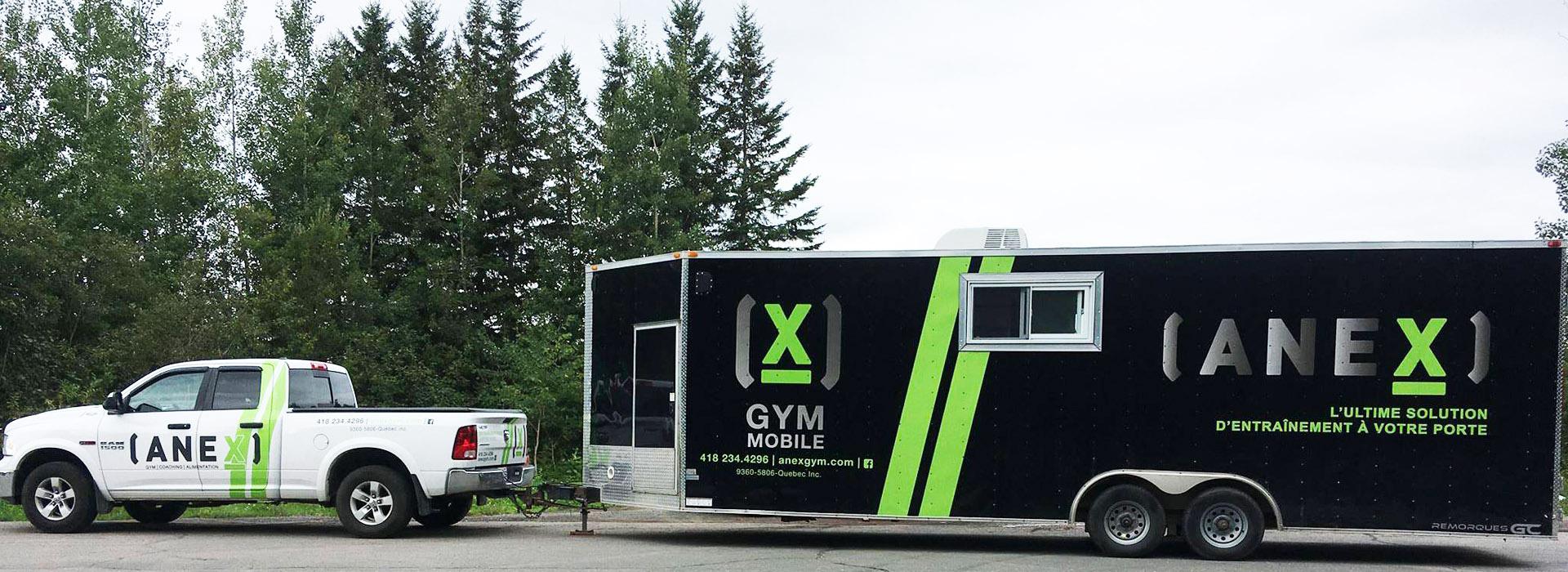 Entraîneur privé Pascal Deschamps| Gym Mobile | Anex Gym